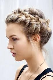 howtododoughnut plait in hair 14 best hairup donut images on pinterest chignons wedding hair
