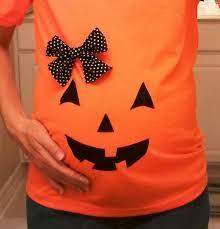 Halloween Costumes For Pregnant Women Creative Homemade Maternity Halloween Costumes Ideas Pumpkin