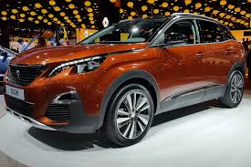 peugeot 3008 2017 new peugeot 3008 2017 goes on show at paris cars also bikes