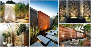 Garden Walls Ideas by Beautiful Ideas Garden Wall Decor Bold And Modern 25 Best Ideas