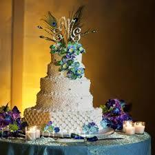 peacock wedding cake topper wedding cakes peacock feather wedding cakes topper