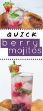 mrs m u0027s berry mojitos recipe mojito cocktails and the o u0027jays