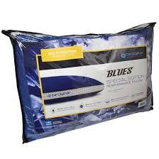 bed gear pillow mattress direct st louis blues pillow