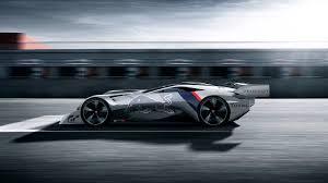 peugeot exalt peugeot l750 r hybrid vision gran turismo 4k 2 wallpaper hd car