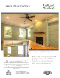 Interior Shiplap Primed Mdf Interior Shiplap Gap Siding Capitol City Lumber