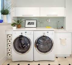 Contemporary Laundry Room Ideas Josephine Design Contemporary Laundry Room New York By