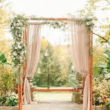 wedding arch log wedding arches