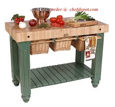 butcher block kitchen island table soar butcher block island table boos le rustica cherry end