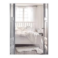 Bedroom Ikea Hemnes Bed Frame White Stain Luröy 160x200 Cm Ikea