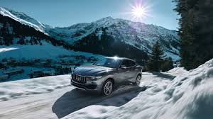 maserati models back levante