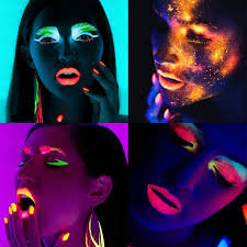 the glow in the make up trend is rad funkyou