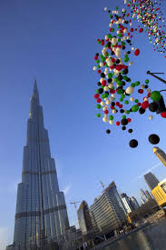 burj khalifa tallest tower in the world eface in