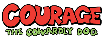 courage the cowardly dog file courage the cowardly dog television series logo svg