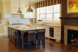 kitchen island tables with stools how to make the most of bar height table delightful contemporary