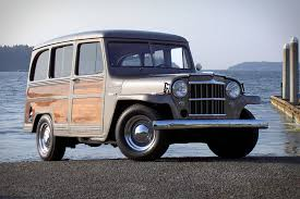 1953 corvette wagon 1953 willys station wagon uncrate