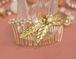 vintage comb bridal jewelry bridal hair comb wedding hair accessories wedding