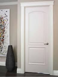 home doors interior continental smooth finish moulded interior door door molding