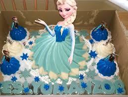 gelatina de muñeca de elsa frozen gelatinas pinterest jello