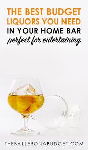 affordable alcohol vol i clear liquor u0026 cocktails the baller