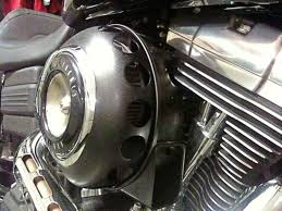 Harley Textured Black Paint - cheap under 10 air filter mod for more power u0026 style harley