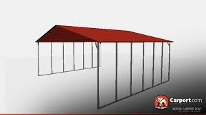 carports how to build a carport carport frame only for sale 2