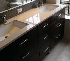 Lowes Vanity Top Vanities Double Sink Vanity Tops Lowes Corniche 60 Pepper Gray