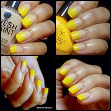 nail art yellow nails for instagram u0027s 31 day challenge