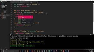 node js node js tutorial for beginners 28 middleware static files youtube