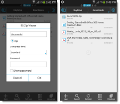 how to unzip files on android how to zip and compress files on android with es file explorer cnet