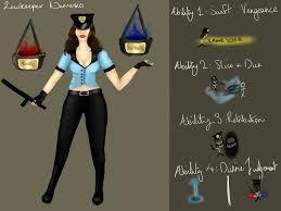 smite halloween chest skin concept lawkeeper nemesis smite