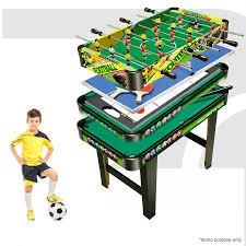 4 in 1 pool table 4 in 1 games table air hockey pool foosball table soccer