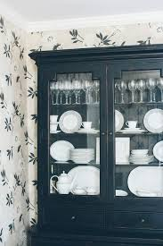 14 Ways To Decorate Like A French Woman White Dishes Cupboard And