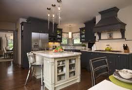 modern black island also cabinetry also kitchen range hoods also