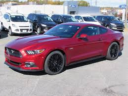2015 ford mustang gt ecoboost fastback start up exhaust and in