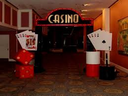 new casino party decor style home design best at casino party