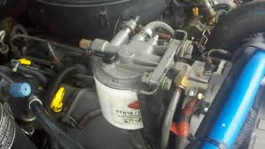 leaking diesel ford powerstroke diesel forum