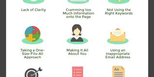 Resume Mistakes Worst Resume Mistakes Job Seekers Make U2013 Infographic Portal
