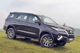 toyota car 2017 new 2017 toyota fortuner image gallery autocar india