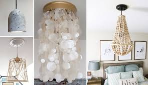Diy Light Fixtures 10 Affordable Creative Diy Light Fixtures Designertrapped