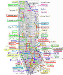 Nyc Maps Geography Blog Maps Manhattan New York City