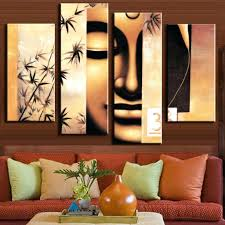 wall ideas golden buddha wall decor buddha wall decoration