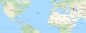 armenia on world map where is armenia located on the world map where is map