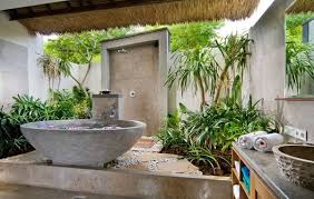 outdoor bathroom designs tropical outdoor bathroom ideas nove home