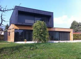 bureau ossature bois construction de maison à ossature bois en haute savoie