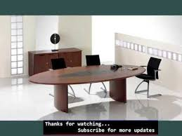 Meeting Tables Oval Conference Tables Oval Meeting Table Youtube