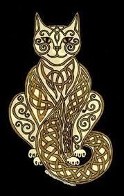celtic cat u2026 pinteres u2026