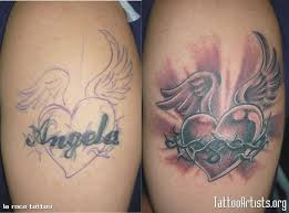 the 25 best cover up name tattoos ideas on pinterest female