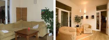Wohnzimmer Vorher Nachher Die Wohnexpertin Referenzen