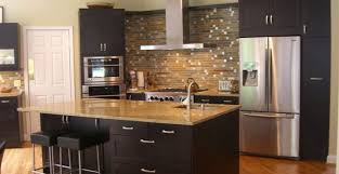 gripping image of remodel kitchen cabinets and countertops