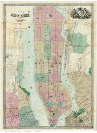 Nyc Maps Old Maps Of Manhattan New York City Page 4